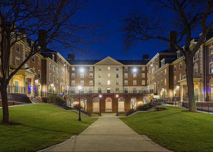 Brown University, Pembroke Quad Student Housing