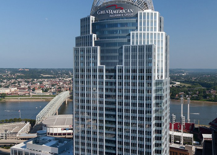 Queen City Square, Great American Tower