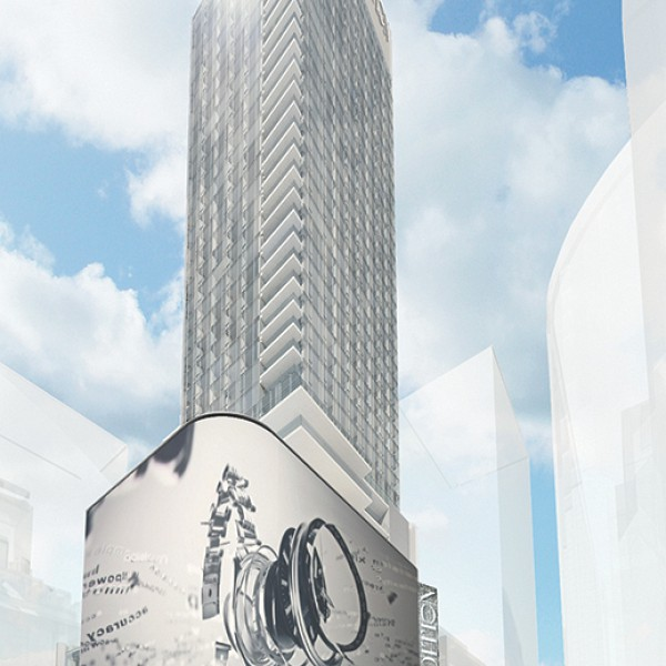 Edition hotel at 701 7th avenue