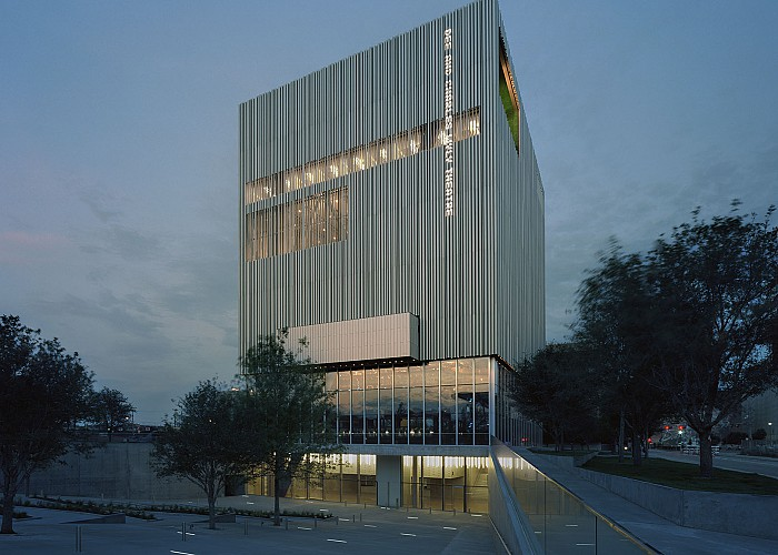 Charles and Dee Wyly Theatre