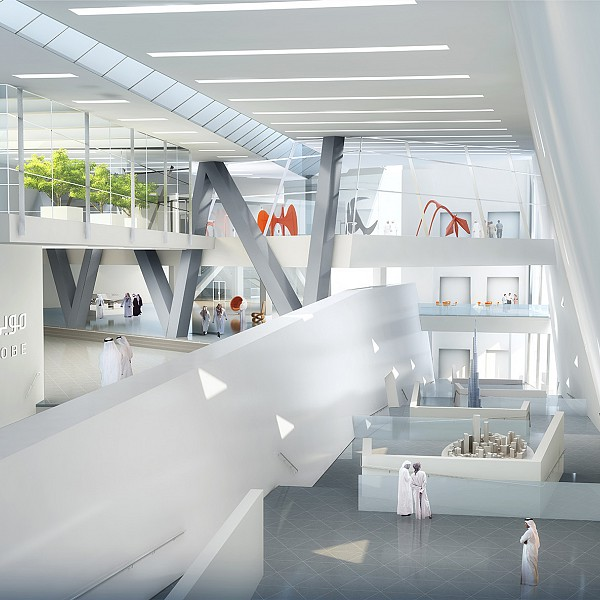 Museum of the built environment