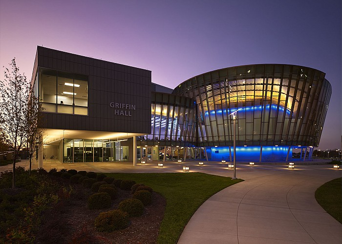 Northern Kentucky University, Griffin Hall - Center for Informatics