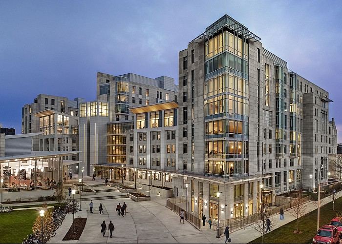 University of Chicago, South Campus Residences and Dining Hall